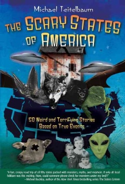 The Scary States of America (Paperback)