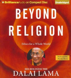 Beyond Religion: Ethics for a Whole World (CD-Audio)