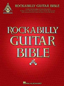 Rockabilly Guitar Bible (Paperback)