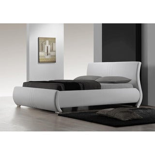Montecito White King-size Bed