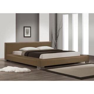 Bali Queen-size Platform Bed