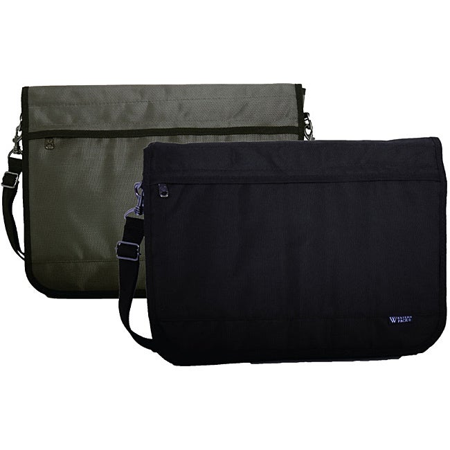 Western Pack Data Shield 13-inch Laptop Messenger Bag