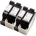 HP 45/78 Ink Cartridge Combo (Remanufactured) (Pack of 4)