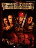 Pirates of the Caribbean: The Curse of the Black Pearl Piano Solo Selections (Paperback)