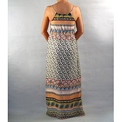 Institute Liberal Women's Chiffon Maxi Dress
