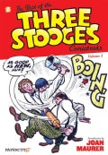 The Best of the Three Stooges Comicbooks 1 (Hardcover)