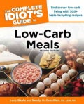 The Complete Idiot's Guide to Low-Carb Meals (Paperback)