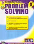 Step-by-Step Problem Solving, Grade 2 (Paperback)