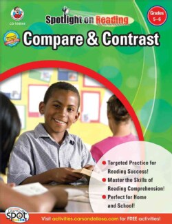 Compare & Contrast, Grades 5-6 (Paperback)