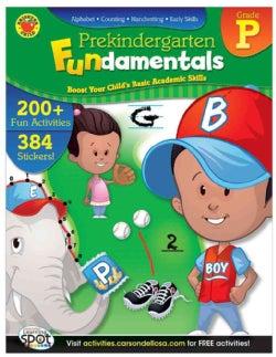 Prekindergarten Fundamentals: Grade P (Paperback)