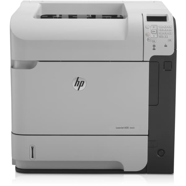 HP LaserJet 600 M602DN Laser Printer - Monochrome - 1200 x 1200 dpi P