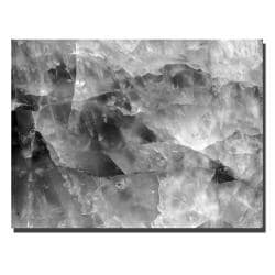 Kurt Shaffer 'Quartz Abstract' Canvas Art