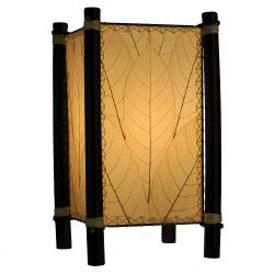 Green Fortune Natural Brown Table Lamp (Philippines)