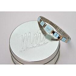 Mother's Blue Minder Breastfeeding Bracelet
