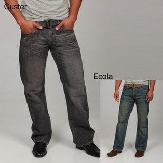 Royal Premium Men's Relax Fit 5-pocket Denim Jeans