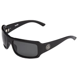 Bolle Men's Shiny Black Sunglasses