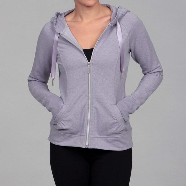 Calvin Klein Performance Drawstring Hooded Zip-up Sweater