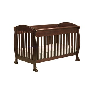 DaVinci Jacob Lind 4-in-1 Convertible Crib in Espresso