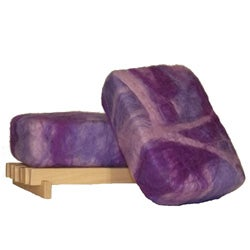 Softwater Soapworks French Lavender Felted Soap Bar