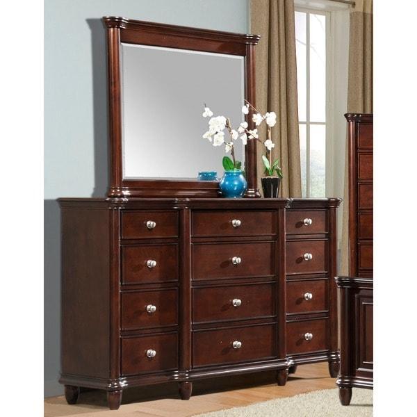 Picket House Hawthorne Dresser and Mirror