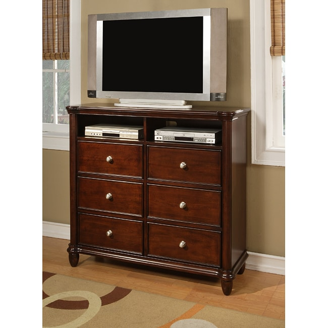 Hawthorne 6-drawer Media Chest