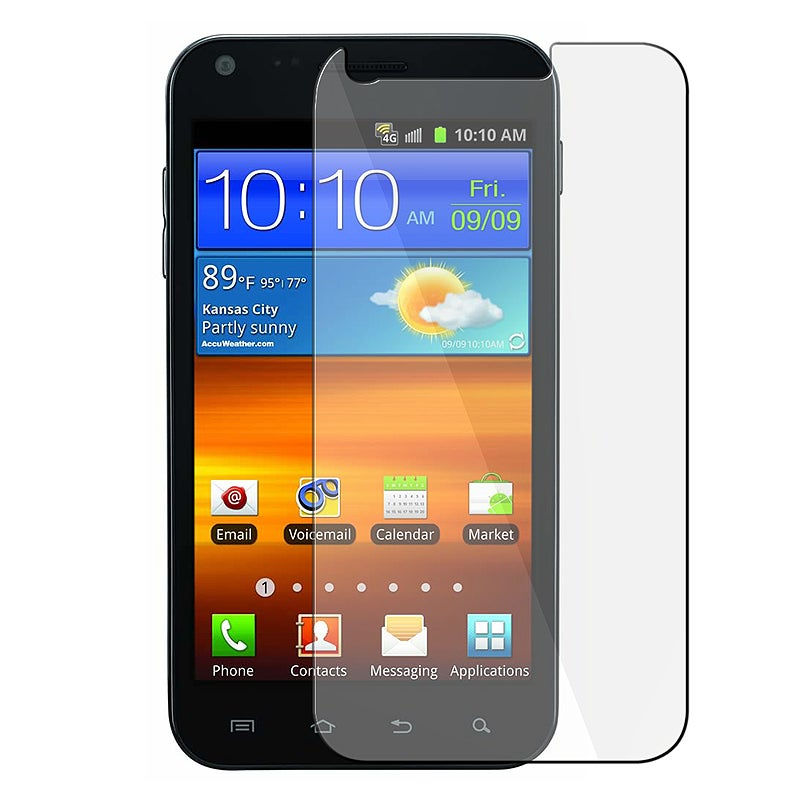 LCD Screen Protector for Samsung Epic 4G Touch D710