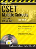 CliffsNotes CSET: Multiple Subjects