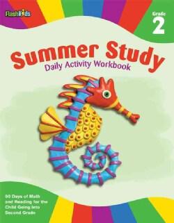Summer Study Daily Activity Workbook: Grade 2 (Paperback)
