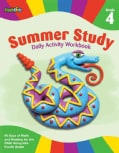 Summer Study, Grade 4: Daily Activity Workbook (Paperback)