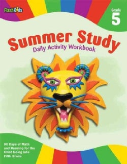 Summer Study Daily Activity Workbook: Grade 5 (Paperback)