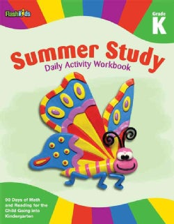 Summer Study Daily Activity Workbook: Grade K (Paperback)
