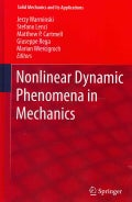 Nonlinear Dynamic Phenomena in Mechanics (Hardcover)
