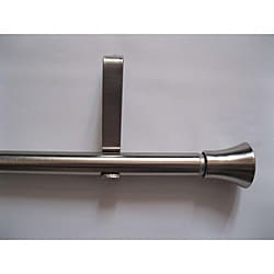 Payless Modern Extendable Metal Curtain Rod (28- 48)