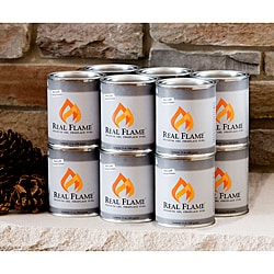 Real Flame 13-oz Gel Fuel (Pack of 12)