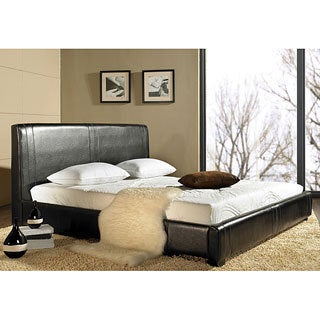 Lexington Bonded Leather King-size Bed