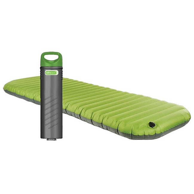 Aerobed Pakmat Green Phthalate-free Outdoor Air Mattress with Pump at Sears.com