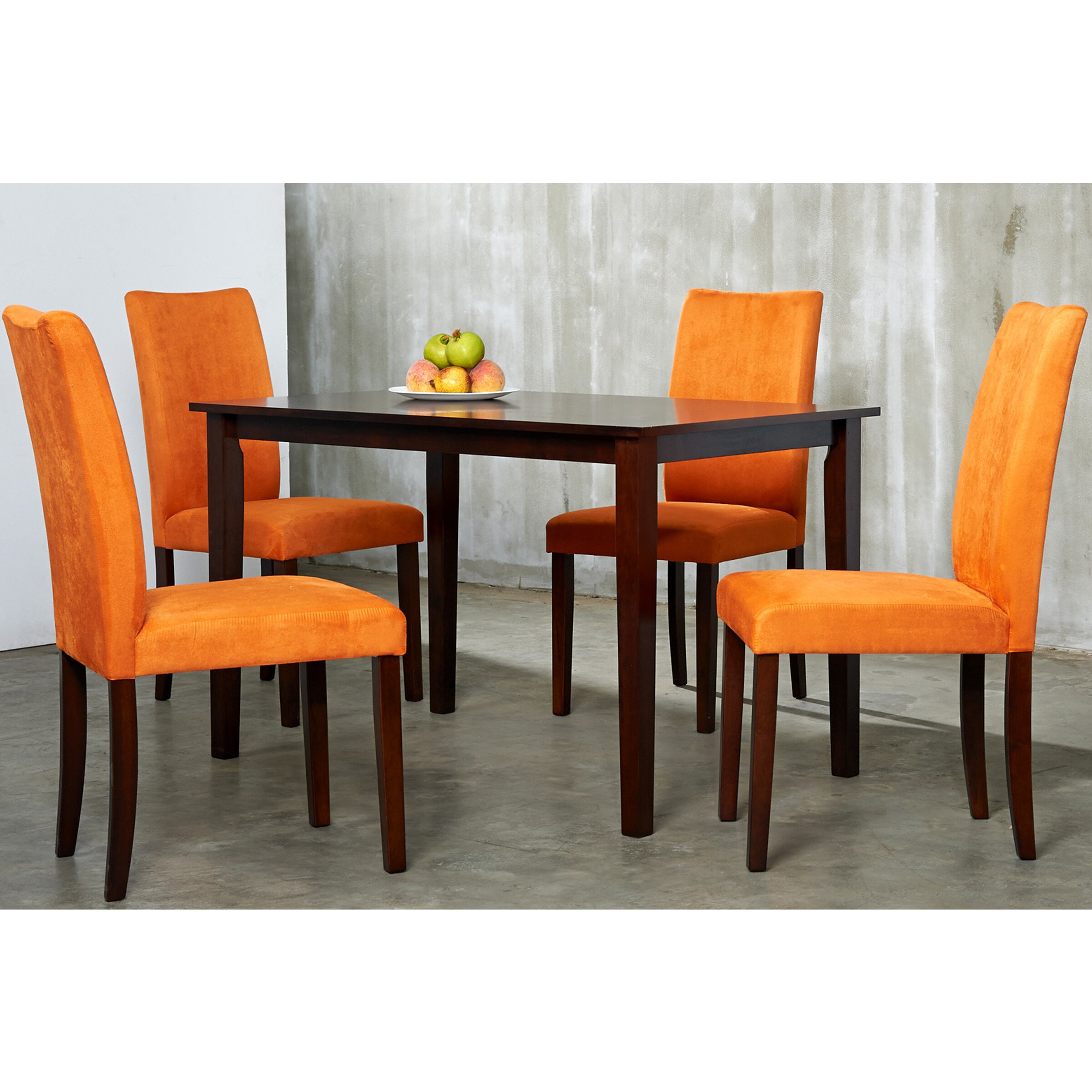 Warehouse of Tiffany Shino 5 Piece Dining Furniture Set