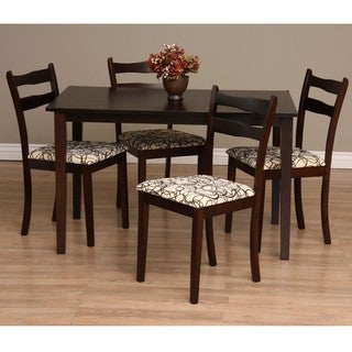 Warehouse of Tiffany Callan 5-piece Dining Furniture Set