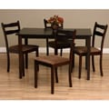 Contemporary Warehouse of Tiffany Callan 5-piece Dining Furniture Set