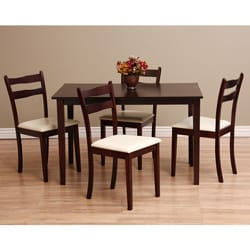 Modern Warehouse of Tiffany Callan 5-piece Dining Furniture Set