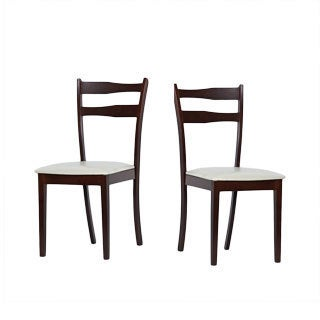 Warehouse of Tiffany Callan Chalk Dining Chairs (Set of 2)