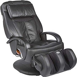 Black ThermoStretch Massage Chair (Refurbished)