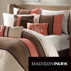 Madison Park Hanover 7-piece Comforter Set
