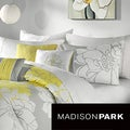 Madison Park 'Brianna' Contemporary 6-piece Duvet Cover Set
