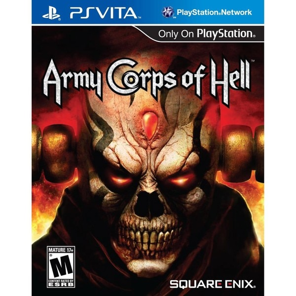PS Vita - Army Corps Of Hell