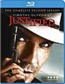 Justified: Season Two (Blu-ray Disc)