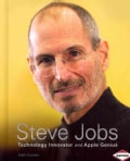 Steve Jobs: Technology Innovator and Apple Genius (Hardcover)