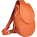 Alla Leather Art Diana Leather Backpack/ Shoulder Bag