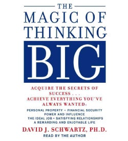 The Magic of Thinking Big (CD-Audio)