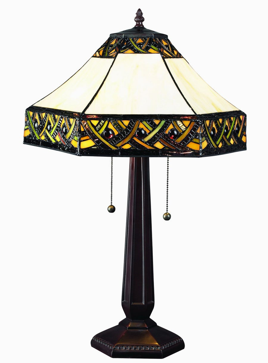 tiffany style alhambra table lamp 13947544 shopping. Black Bedroom Furniture Sets. Home Design Ideas